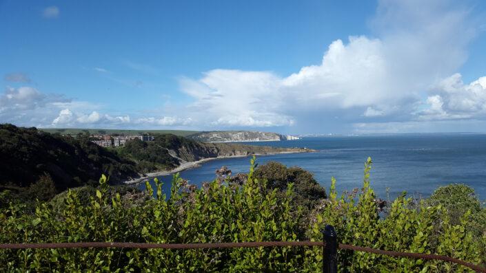 Urvi Gupta - The Dorset cliffs and coast