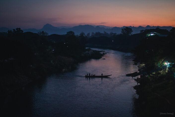 Shoona Loong - Loong Boat