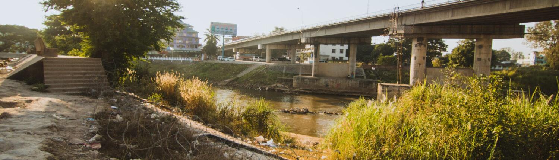 Shoona Loong - Thai-Myanmar Friendship Bridge