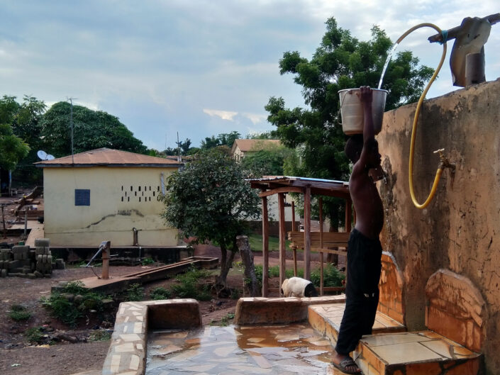 Samuel Ampofo Twumasi Asare - Little Steps, Great Impact; Reaching all with safe water