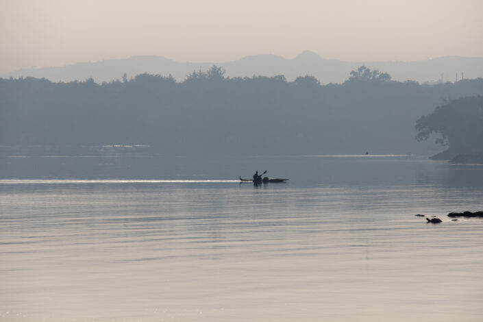 Kevin Wheeler - Lake Tana at the headwaters of the Blue Nile in Ethiopia